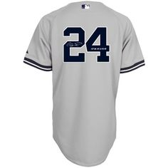 d5c43b73a20 GARY SANCHEZ Signed Authentic New York Yankees Road Grey Jersey w