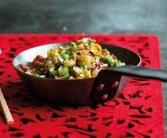 Smažená rýže | Recepty Albert Kung Pao Chicken, Indie, Ethnic Recipes
