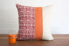Unique stylish cushion covers from Little Crow Design on Etsy