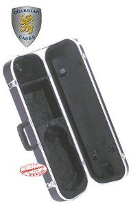 Guardian Oblog Thermoplastic Full Size Violin Case, CV-019 by Guardian. $99.95. Guardian Oblog Thermoplastic Full Size Violin Case, CV-019. Guardian makes bags and cases with focus on total protection, security and transportability. Guardian offers a full line of dependable instrument bags and cases for many instruments. Creating the best in durable nylon DuraGuard bags and featherweight, hard-shell and thermoplastic cases, Guardian makes sure every instrument will be s...