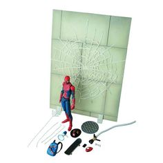 Amazing Spider-Man 2 EX Deluxe Set Miracle Action Figure
