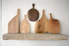 Oak Cutting Boards // JohnCorcoranDesign etsy shop