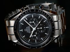 Keep Time in Style with a Vintage Chronograph - Petrolicious The Omega Speedmaster