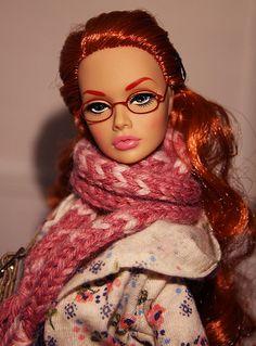 My new glasses! Poppy