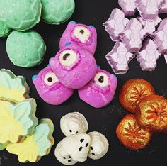 RIP my bank account. | Lush's New Bath Bombs Are Halloween-Themed And I'm Freaking Out