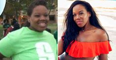 Tanisha Washington hit 276 lbs. while juggling college and a newborn son, but managed to lose 103 lbs. on the Atkins diet