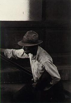 Roy DeCarava photograph