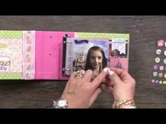 FREE Class | Simple Stories Enchanted Mini Album - YouTube