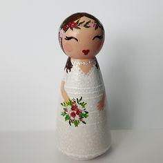 www.handpaintedloveboxes.etsy.com  #handpaintedloveboxes #loveboxes #bride #groom #Denmark #cakedecorating #caketopper #wedding #weddingdress #weddingcake #Danish #pegdolls #pegdoll #handpainted #painted #handmade #handcrafted #artist #etsy #etsyseller  #custommade #traditions #traditional #danishcostume Custom Wedding Cake Toppers, Wedding Cakes, Love Box, Lds, Bride Groom, Denmark, Danish, Cake Decorating, Etsy Seller