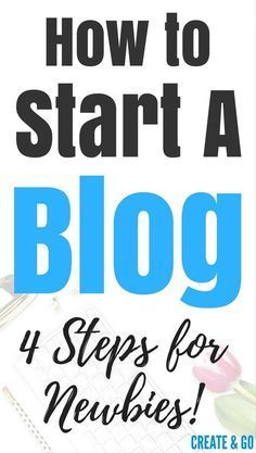 Start a successful blog and make money online blogging in just 4 steps! http://createandgo.co/start-profitable-blog-step-by-step-beginners-guide/