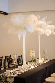 Feather decoration @91Horatio