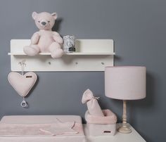 Baby's Only lampenkap Classic roze