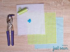 just sewn.: Tutorial für eine schnelle Sonnenbrillenhülle Etsy Seller, Projects To Try, Sewing, Creative, Crafts, Style, Fashion, Pocket Pattern, Sewing Patterns Free
