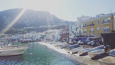 The beauty of Capri! I loved this place and would love to go back again! I've just written a blog post about my day on the Isle of Capri. #blog #travelblog #travel #capri #italy #isleofcapri #travelgirl #wanderlust #holiday #vacation #travellife #TravelGr (scheduled via http://www.tailwindapp.com?utm_source=pinterest&utm_medium=twpin)
