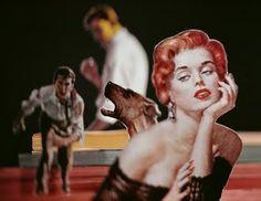 Pulp Fiction Paper artist - Thomas Allen