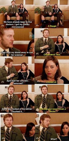 .Parks and recreation