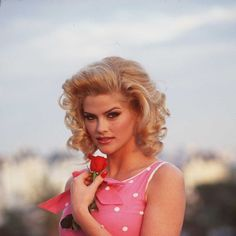Anna Nicole Smith, Aesthetic People, Pink Aesthetic, Pretty Makeup, Makeup Looks, Zsa Zsa Gabor, Baddie Hairstyles, Celebs, Celebrities