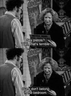 Sex Pistols humor