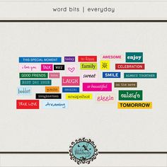 Word Bits | Everyday