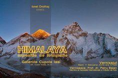 Expozitie de fotografie la Galeriile Cupola: Himalaya, Ionel Onofras