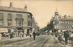 Corner of commercial road. Lowestoft