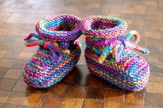 Knitting Projects for a Baby