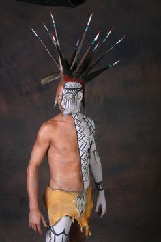 Ohhhh noooo, could this be the next movie Native American cultural dress!!!???!!  Yikkkesss!  Native American
