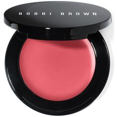Bobbi Brown Pot Rouge for Lips and Cheeks (100 BRL) ❤ liked on Polyvore featuring beauty products, makeup, cheek makeup, blush, beauty, filler, pale pink and bobbi brown cosmetics