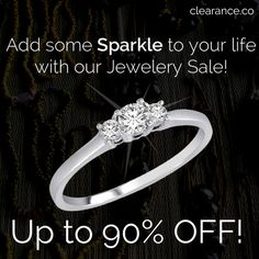 Back by Popular Demand! Our Famous Jewelry Blow-out Sales Event Starts tonight (July 29) at 5pm PT! Save up to 90% Off all of our Jewelry items! Order at Clearance.co #jewelry #sale #clearance #fashion #deal #save Jewelery, Engagement Rings, Popular, Bracelets, Fashion, Jewelry, Enagement Rings, Moda, Jewels