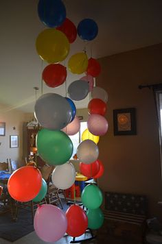 Surprise your birthday child the morning of their birthday! Make fun decorations, and fun activities during the day. great idea for when you are having their actual party on a different day as their birthday!