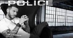 Matt Pokora, ambassadeur des montres Police Younique, Sexy, Fictional Characters, Beautiful, Wristwatches, Fantasy Characters