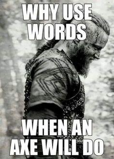 viking? dværg? midgårds viking? midgårs dværg af Durins linje? samme argument. ..