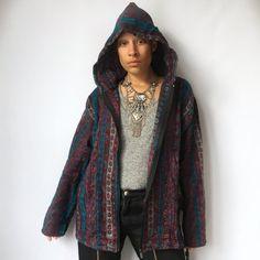 540c1ec8f0059 FREE UK POSTAGE • Beautiful Indian patterned fleece hoodie - - Depop Indian  Patterns