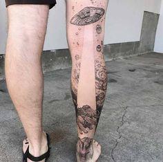 Starkes Tattoo! (aus der BP: https://www.langweiledich.net/bilderparade-cdlviii/)