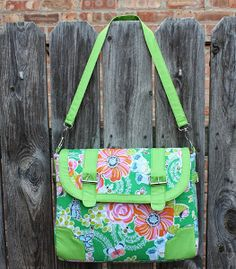 The Kennedy Bag | AllFreeSewing.com...site has tons of free patterns, for everything!