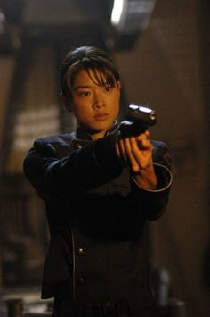 Grace Park in Battlestar Galactica (2004)
