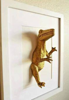cadre deco dinosaure - #Cadre #déco #dinosaure