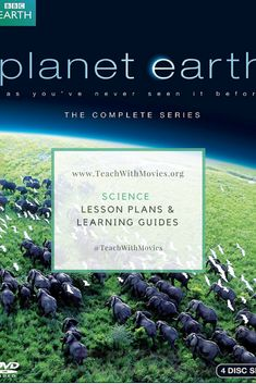 Science lesson plans and learning guides available on www.TeachWithMovies.org Science Lesson Plans, Science Lessons, Science Movies, Scientific Method, Earth Science, Science And Technology, Biology, Physics, Teaching