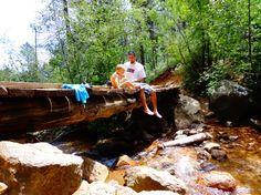 7 Bridges  Cheyenne canyon Colorado