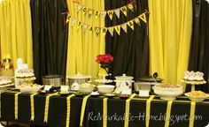 ReMarkable Home: RELIEF SOCIETY BIRTHDAY PARTY {Super Service Soiree}