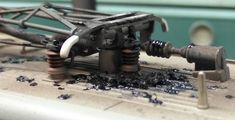 Miniature, Image, Dioramas, Electric Train, Mini Things