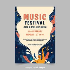music poster design Discover thousands of free-copyright vectors on Freepik Neon Poster, Musikfestival Poster, City Poster, Rock Poster, Typography Poster, Event Poster Design, Event Posters, Poster Design Inspiration, Graphic Design Posters