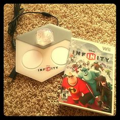 Disney infinity for wii Original Disney infinity for wii Other