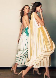 Chloe.   A dress to make you feel like a woman.