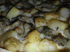 Quiche di Carciofi e Patate