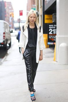 baggy-leather-pants-style