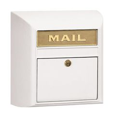 Salsbury Industries Modern Mailbox $111.00 | Wayfair
