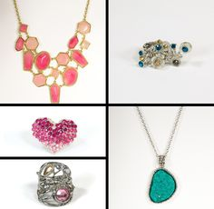 Which is your favorite? #Rings, #necklaces & #bracelets -- check out the finished #jewelry from #BlueMoonBeads available at Jo-Ann: http://www.joann.com/crafts/jewelry-beading/finished-jewelry/