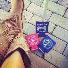 #SouthernGirlCo #SouthernGirl #CowgirlBoots #fringe #koozies #AboutToTieOneOn #preppy #college #ShotgunShell #SouthernGuyCo @southerngirlco.com
