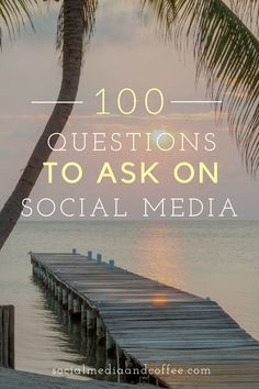 Would you like to get the conversation started on your social media pages? Here are 100 quesitons to get people talking! Social media marketing | online business | Facebook marketing | Instagram marketing | Twitter | small business marketing | marketing ideas | social media tips | entrepreneur | blog | blogging | blogger #socialmedia #Facebook #Instagram #Twitter #marketing #onlinebusiness #marketing #smallbusiness #blog #blogging